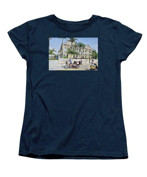 The Duval House, Key West, Florida Women's T-Shirt (Standard Cut)