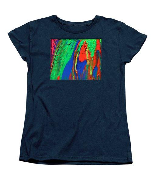 The Escape Women's T-Shirt (Standard Cut) by Ralph White