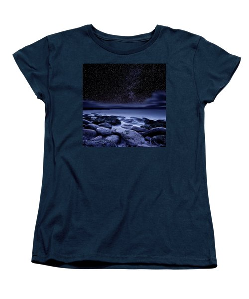 Women's T-Shirt (Standard Cut) featuring the photograph The Essence Of Everything by Jorge Maia