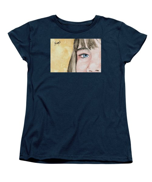 The Eyes Have It - Bryanna Women's T-Shirt (Standard Cut)