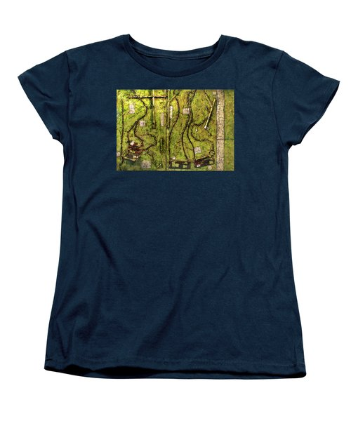 The Family Swing Set Women's T-Shirt (Standard Cut)