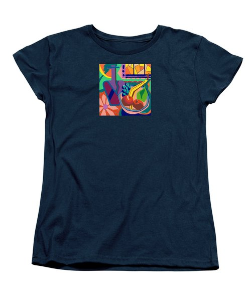 The Fruit Table Women's T-Shirt (Standard Cut) by Molly Williams