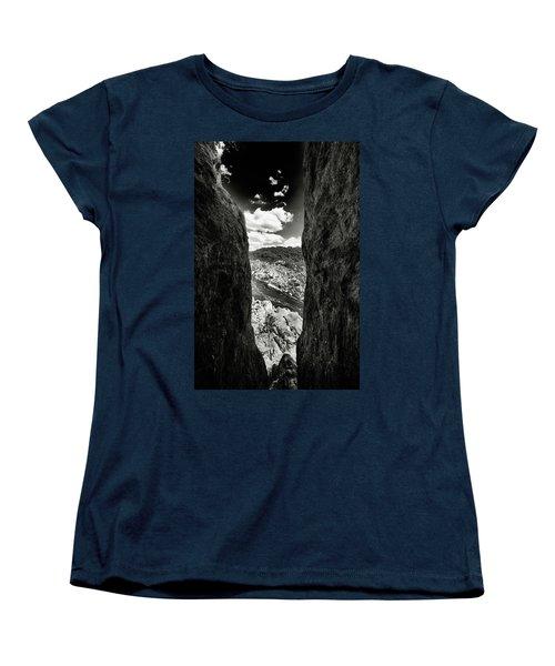 The Gap Women's T-Shirt (Standard Cut) by Paul Seymour
