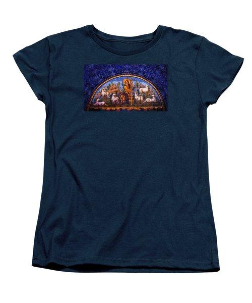 The Good Shepherd Women's T-Shirt (Standard Cut)