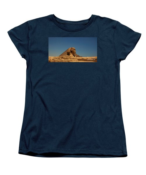 The Great Sphinx Of Giza 2 Women's T-Shirt (Standard Cut) by Joe  Ng