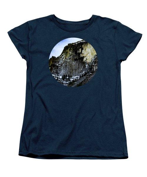 The Great Wall Women's T-Shirt (Standard Cut) by Adam Morsa