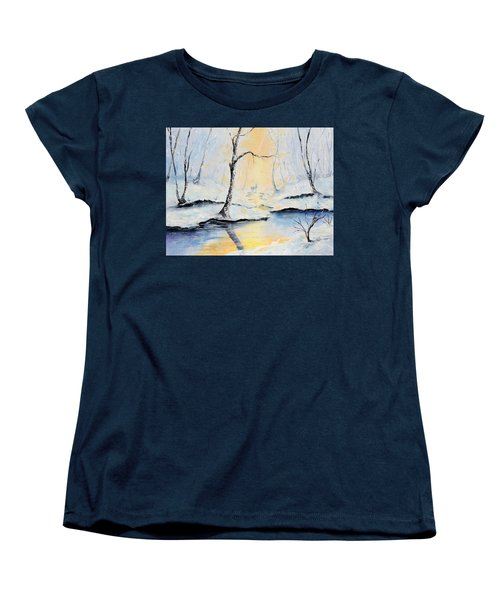 The Guardian Women's T-Shirt (Standard Cut) by Meaghan Troup