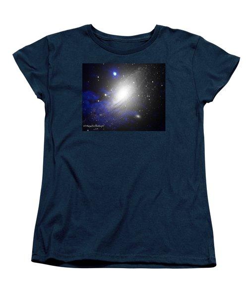 The Heavens Women's T-Shirt (Standard Cut) by MaryLee Parker