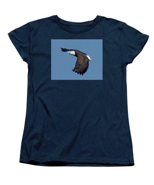 The Hunt Women's T-Shirt (Standard Cut) by Sheldon Bilsker