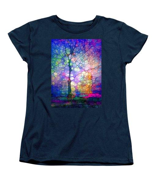 The Imagination Of Trees Women's T-Shirt (Standard Cut)