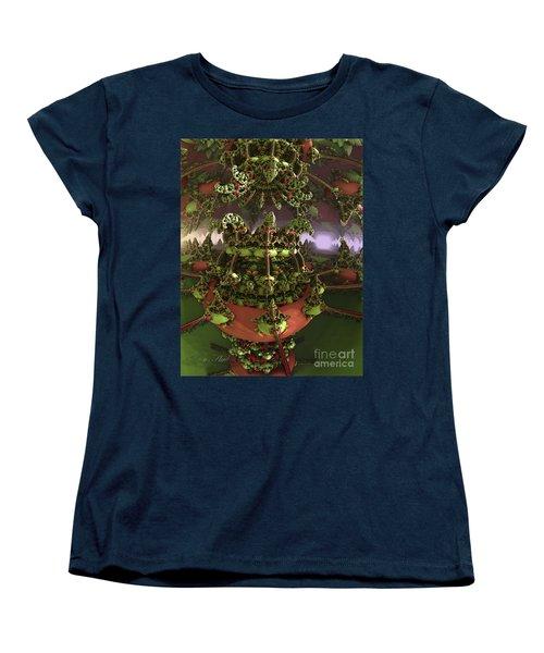 The Jokers Machine Women's T-Shirt (Standard Cut) by Melissa Messick