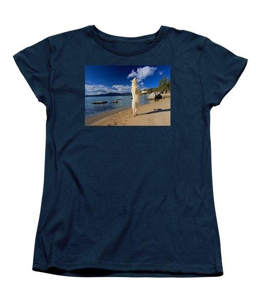 The Joy Of Being Well Loved Women's T-Shirt (Standard Cut)