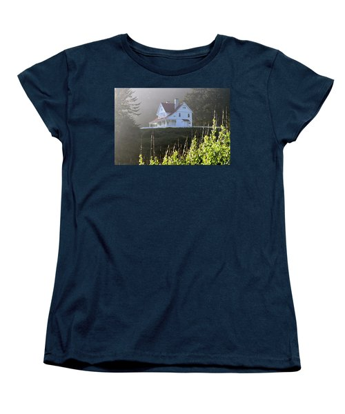 The Keepers House 2 Women's T-Shirt (Standard Cut) by Laddie Halupa