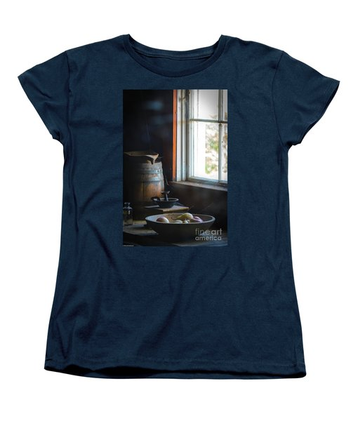 The Kitchen Window Women's T-Shirt (Standard Cut) by Mitch Shindelbower