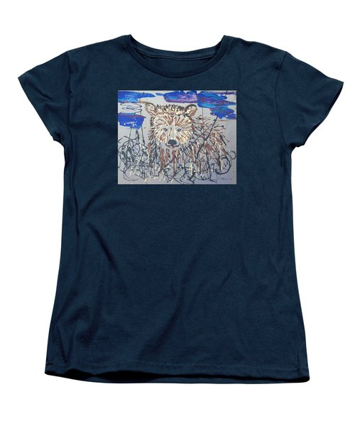 The Kodiak Women's T-Shirt (Standard Cut) by J R Seymour