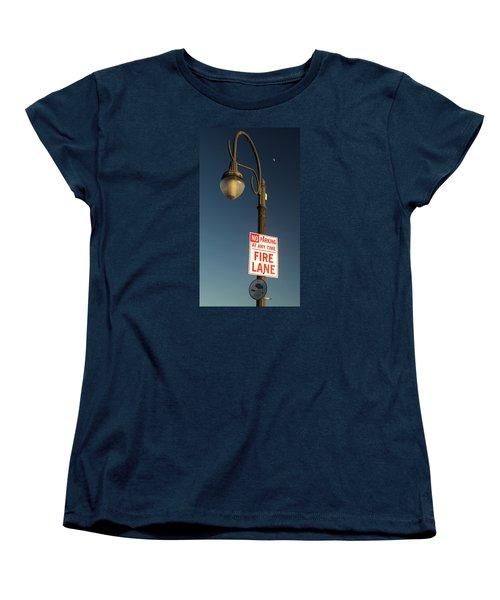 The Land Of No Women's T-Shirt (Standard Cut)