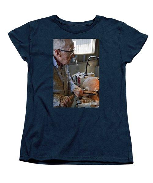 The Last Bowl Women's T-Shirt (Standard Cut) by Gary Holmes
