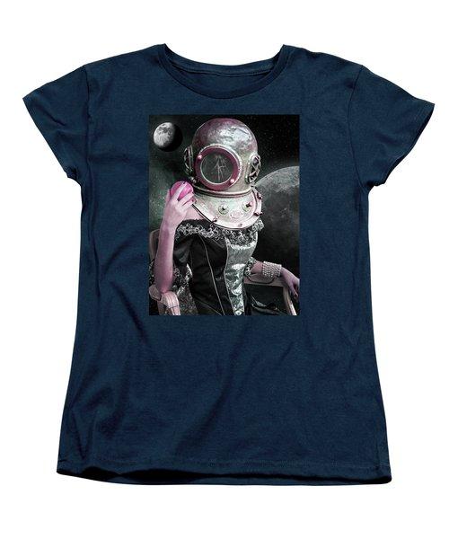 The Last Eve  Women's T-Shirt (Standard Cut) by Mihaela Pater