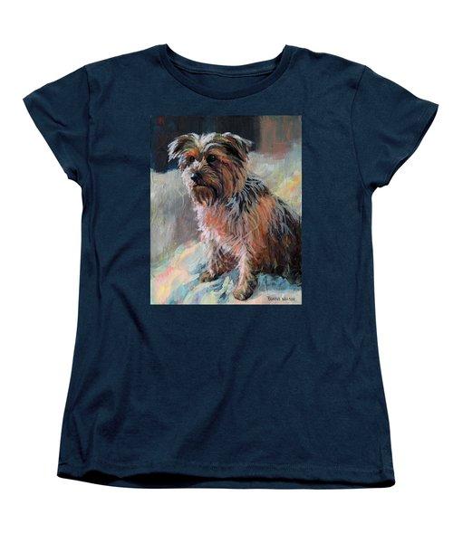 The Little Princess Women's T-Shirt (Standard Cut) by Bonnie Mason