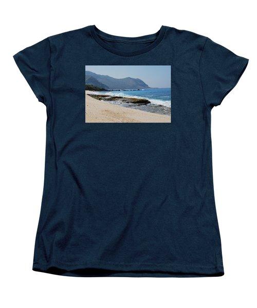 The Local's Beach Women's T-Shirt (Standard Cut)