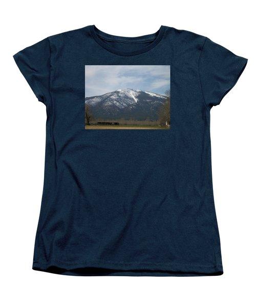 The Longshed Women's T-Shirt (Standard Cut) by Jewel Hengen