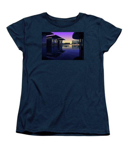 The Modern, Fort Worth, Tx Women's T-Shirt (Standard Cut) by Ricardo J Ruiz de Porras