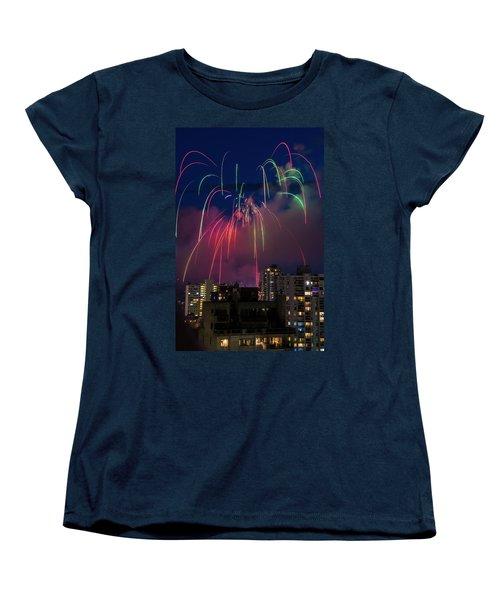The Netherlands 2 Women's T-Shirt (Standard Cut) by Ross G Strachan