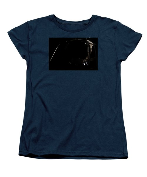 Women's T-Shirt (Standard Cut) featuring the photograph The Office Reflection by Paul Job
