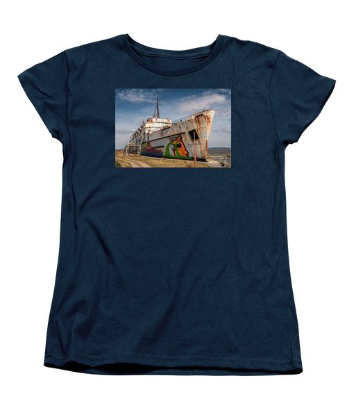 Women's T-Shirt (Standard Cut) featuring the photograph The Old Duke by Adrian Evans
