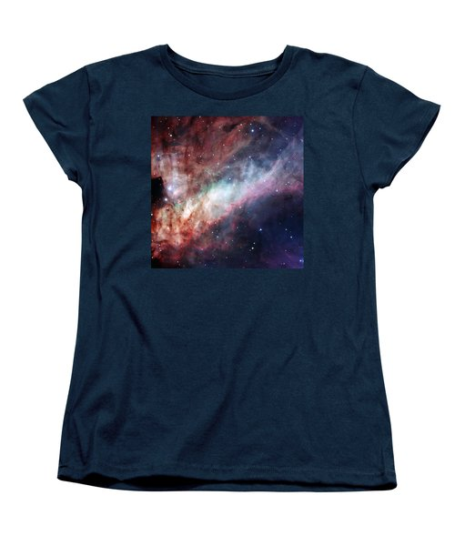 Women's T-Shirt (Standard Cut) featuring the photograph The Omega Nebula by Eso