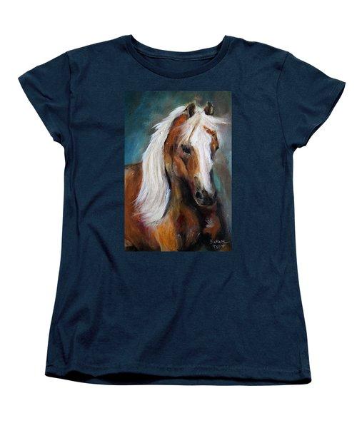 The Palomino I Women's T-Shirt (Standard Cut) by Barbie Batson