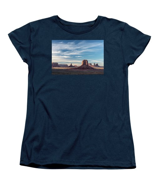 Women's T-Shirt (Standard Cut) featuring the photograph The Past by Jon Glaser