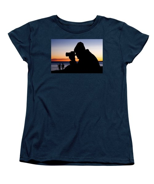 The Photographer Women's T-Shirt (Standard Cut)