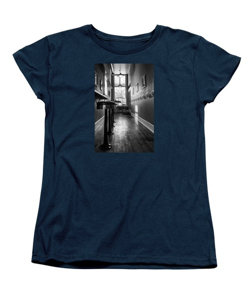 The Pie Shop Women's T-Shirt (Standard Cut) by Dan Traun