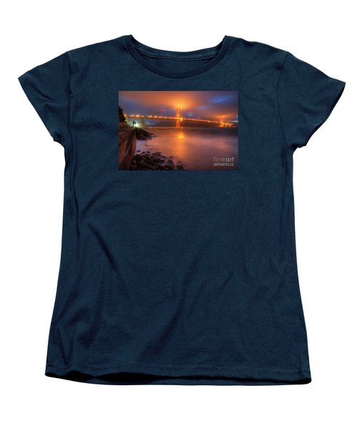 The Place Where Romance Starts Women's T-Shirt (Standard Cut)