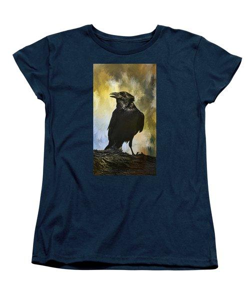 The Raven Women's T-Shirt (Standard Cut)