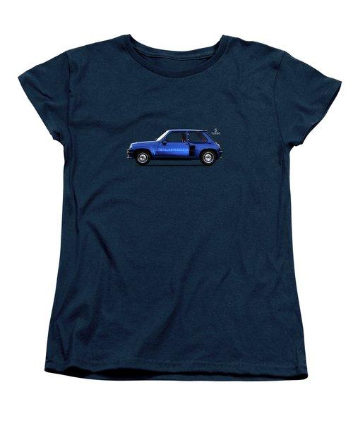 The Renault 5 Turbo Women's T-Shirt (Standard Cut) by Mark Rogan