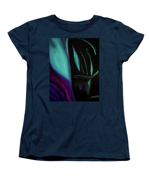 The Reveal Women's T-Shirt (Standard Cut) by Dick Bourgault