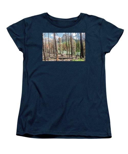 The Revealed View Women's T-Shirt (Standard Cut)