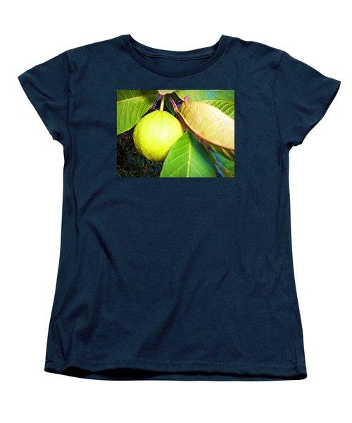 The Rose Apple Women's T-Shirt (Standard Cut) by Winsome Gunning