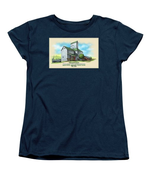 The Ross Elevator Women's T-Shirt (Standard Cut) by Scott Ross