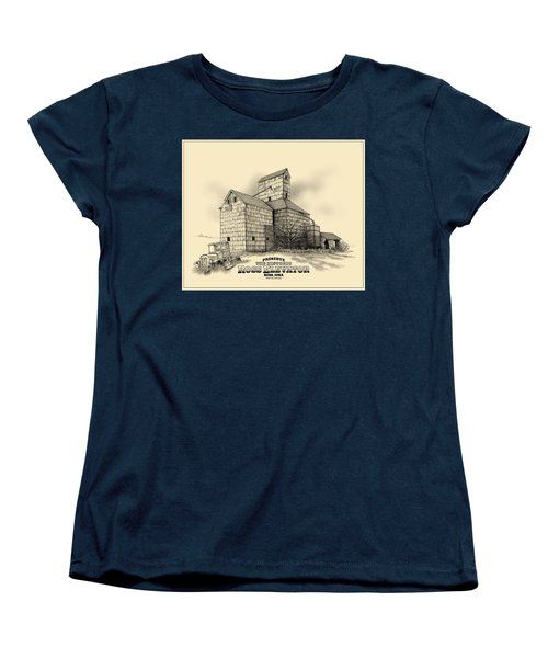 The Ross Elevator Version 2 Women's T-Shirt (Standard Cut) by Scott Ross