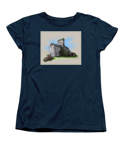The Ross Elevator Version 5 Women's T-Shirt (Standard Cut) by Scott Ross