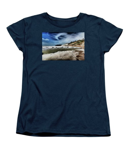 The Scala Dei Turchi II Women's T-Shirt (Standard Cut) by Patrick Boening