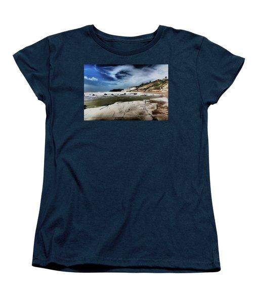 The Scala Dei Turchi II Women's T-Shirt (Standard Cut)