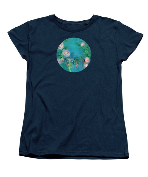 The Search For Beauty Women's T-Shirt (Standard Cut) by Mary Wolf