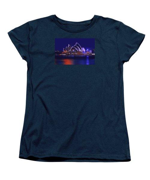 The Shining Star Women's T-Shirt (Standard Cut) by Midori Chan