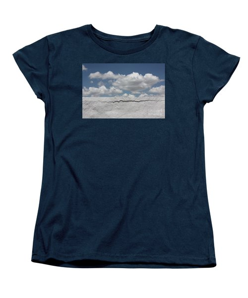 Women's T-Shirt (Standard Cut) featuring the photograph The Sky Is Falling by Brian Boyle