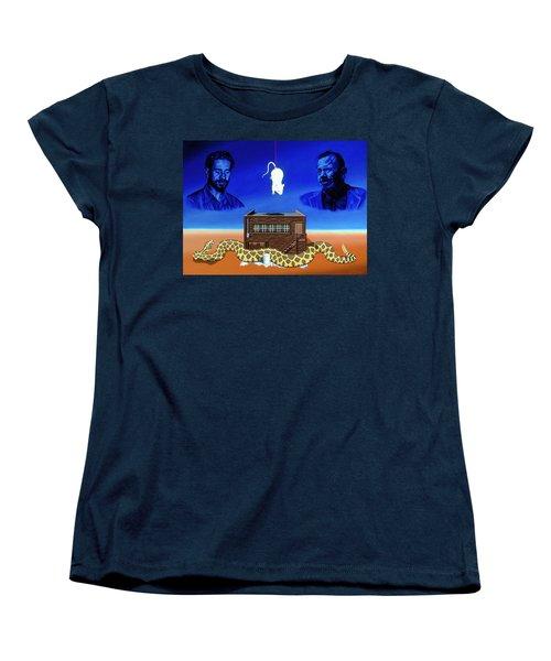 The Snake Women's T-Shirt (Standard Cut)