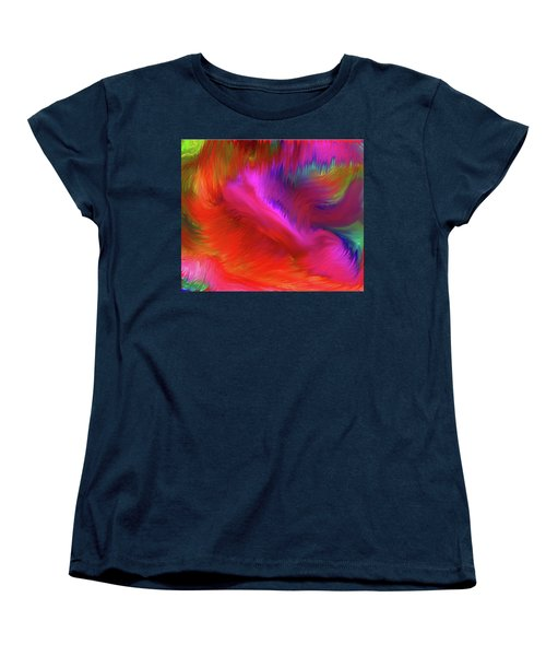 The Spirit Of Life Women's T-Shirt (Standard Cut) by Sherri's Of Palm Springs